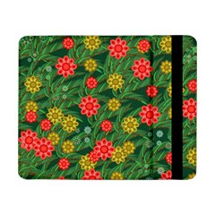 Completely Seamless Tile With Flower Samsung Galaxy Tab Pro 8.4  Flip Case