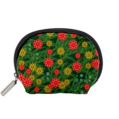 Completely Seamless Tile With Flower Accessory Pouches (Small)