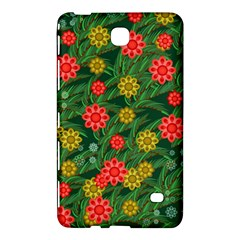 Completely Seamless Tile With Flower Samsung Galaxy Tab 4 (7 ) Hardshell Case