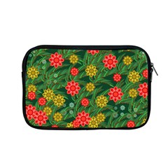 Completely Seamless Tile With Flower Apple Macbook Pro 13  Zipper Case