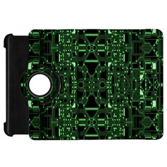 An Overly Large Geometric Representation Of A Circuit Board Kindle Fire HD 7