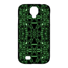 An Overly Large Geometric Representation Of A Circuit Board Samsung Galaxy S4 Classic Hardshell Case (pc+silicone)