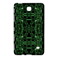 An Overly Large Geometric Representation Of A Circuit Board Samsung Galaxy Tab 4 (7 ) Hardshell Case