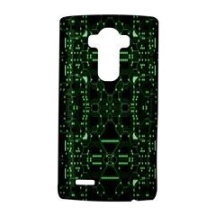An Overly Large Geometric Representation Of A Circuit Board Lg G4 Hardshell Case