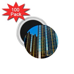 Two Abstract Architectural Patterns 1 75  Magnets (100 Pack)