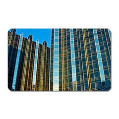Two Abstract Architectural Patterns Magnet (rectangular)