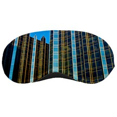 Two Abstract Architectural Patterns Sleeping Masks
