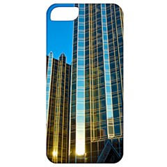 Two Abstract Architectural Patterns Apple iPhone 5 Classic Hardshell Case