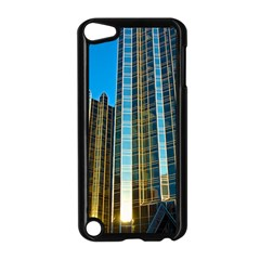 Two Abstract Architectural Patterns Apple iPod Touch 5 Case (Black)