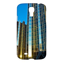Two Abstract Architectural Patterns Samsung Galaxy S4 I9500/I9505 Hardshell Case