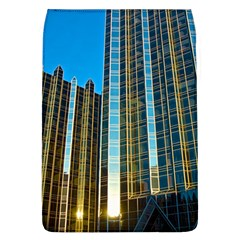 Two Abstract Architectural Patterns Flap Covers (L)