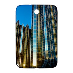Two Abstract Architectural Patterns Samsung Galaxy Note 8.0 N5100 Hardshell Case