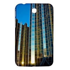 Two Abstract Architectural Patterns Samsung Galaxy Tab 3 (7 ) P3200 Hardshell Case