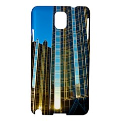 Two Abstract Architectural Patterns Samsung Galaxy Note 3 N9005 Hardshell Case