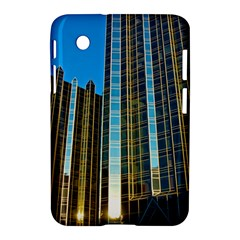 Two Abstract Architectural Patterns Samsung Galaxy Tab 2 (7 ) P3100 Hardshell Case