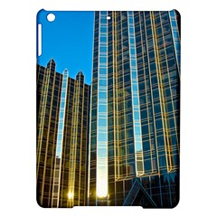 Two Abstract Architectural Patterns iPad Air Hardshell Cases