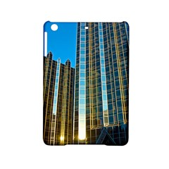 Two Abstract Architectural Patterns iPad Mini 2 Hardshell Cases