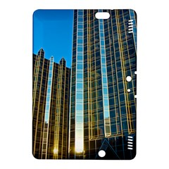 Two Abstract Architectural Patterns Kindle Fire HDX 8.9  Hardshell Case
