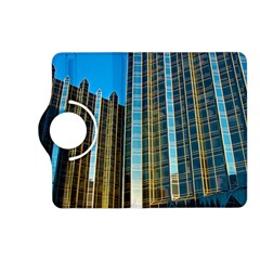 Two Abstract Architectural Patterns Kindle Fire HD (2013) Flip 360 Case