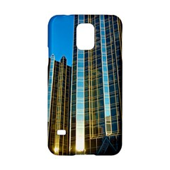 Two Abstract Architectural Patterns Samsung Galaxy S5 Hardshell Case
