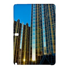 Two Abstract Architectural Patterns Samsung Galaxy Tab Pro 10.1 Hardshell Case