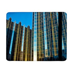 Two Abstract Architectural Patterns Samsung Galaxy Tab Pro 8.4  Flip Case