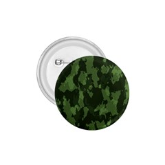 Camouflage Green Army Texture 1.75  Buttons