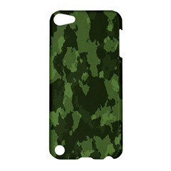 Camouflage Green Army Texture Apple iPod Touch 5 Hardshell Case