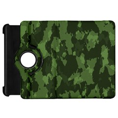 Camouflage Green Army Texture Kindle Fire Hd 7