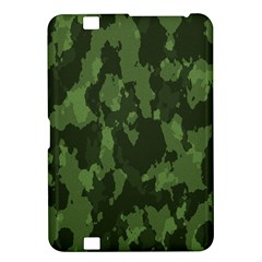 Camouflage Green Army Texture Kindle Fire HD 8.9