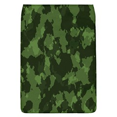 Camouflage Green Army Texture Flap Covers (L)