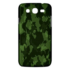 Camouflage Green Army Texture Samsung Galaxy Mega 5.8 I9152 Hardshell Case