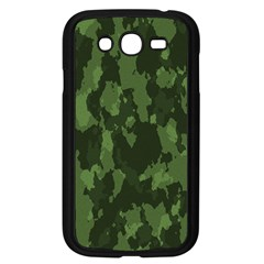 Camouflage Green Army Texture Samsung Galaxy Grand DUOS I9082 Case (Black)