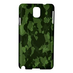 Camouflage Green Army Texture Samsung Galaxy Note 3 N9005 Hardshell Case