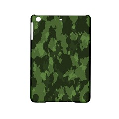 Camouflage Green Army Texture iPad Mini 2 Hardshell Cases