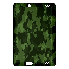 Camouflage Green Army Texture Amazon Kindle Fire Hd (2013) Hardshell Case