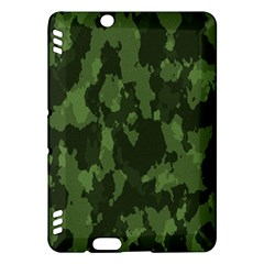 Camouflage Green Army Texture Kindle Fire HDX Hardshell Case