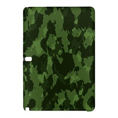 Camouflage Green Army Texture Samsung Galaxy Tab Pro 12.2 Hardshell Case