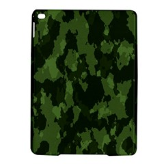 Camouflage Green Army Texture iPad Air 2 Hardshell Cases