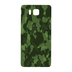 Camouflage Green Army Texture Samsung Galaxy Alpha Hardshell Back Case