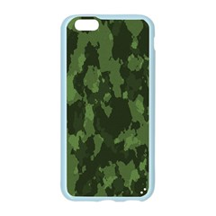 Camouflage Green Army Texture Apple Seamless iPhone 6/6S Case (Color)