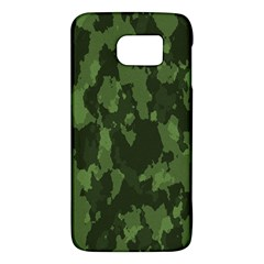 Camouflage Green Army Texture Galaxy S6