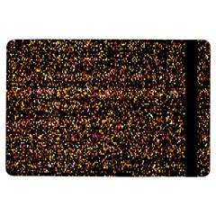 Pixel Pattern Colorful And Glowing Pixelated Ipad Air Flip