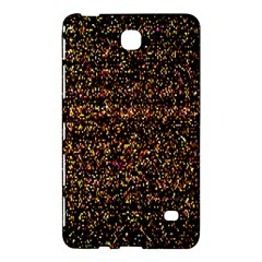 Pixel Pattern Colorful And Glowing Pixelated Samsung Galaxy Tab 4 (8 ) Hardshell Case
