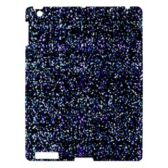 Pixel Colorful And Glowing Pixelated Pattern Apple iPad 3/4 Hardshell Case