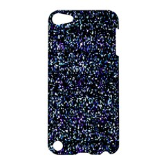Pixel Colorful And Glowing Pixelated Pattern Apple iPod Touch 5 Hardshell Case