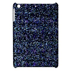 Pixel Colorful And Glowing Pixelated Pattern Apple iPad Mini Hardshell Case