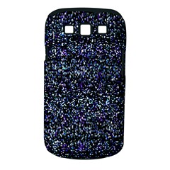 Pixel Colorful And Glowing Pixelated Pattern Samsung Galaxy S III Classic Hardshell Case (PC+Silicone)