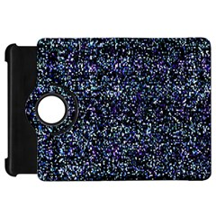 Pixel Colorful And Glowing Pixelated Pattern Kindle Fire HD 7