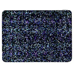 Pixel Colorful And Glowing Pixelated Pattern Samsung Galaxy Tab 7  P1000 Flip Case